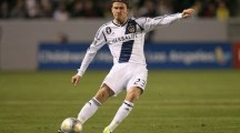 LA Galaxy's David Beckham blasts Upper Right 90 Goal to Seal 3-1 victory VS Portland Timbers