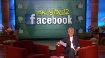 The Ellen Show: In Your Facebook by Ellen Degeneres