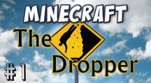 Minecraft: The Dropper Part 1