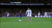 Cristiano Ronaldo bends Game Winning Goal VS Barcelona in 72nd Minute for Real Madrid, 2-1