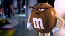 M&amp;M Sexy and I Know It Super Bowl 2012 commercial