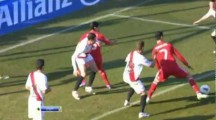 Cristiano Ronaldo&#8217;s amazing back-heel Goal VS Rayo Vallecano