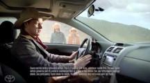 Toyota Corolla Horse Whisperer commercial