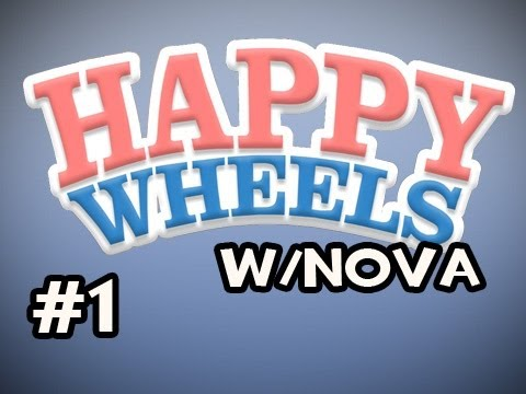 Happy Wheels w/ Nova Ep. 1