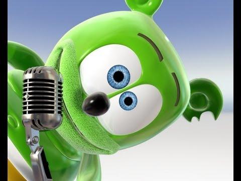 The Gummy Bear Song music video